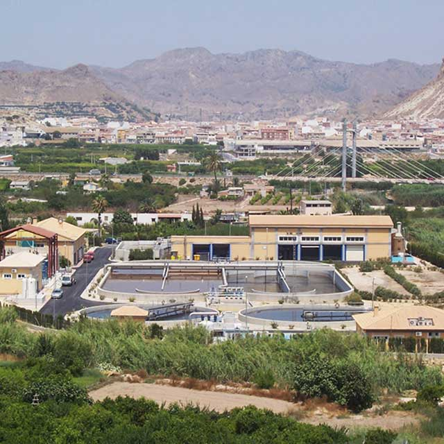 Water treatment plants powered by renewable energies | I