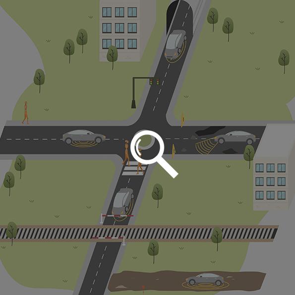 K-City: la ciudad de los coches autónomos con 5G